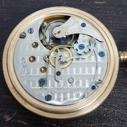 New York Standard Watch Co. Pocket Watch Grade  #5526303
