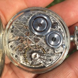 Illinois Grade 405 Pocket Watch