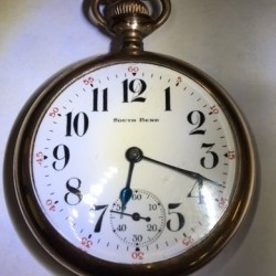 South Bend Grade 209 Pocket Watch