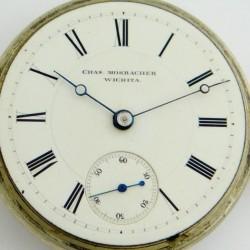 Fredonia Watch Co. Grade  Pocket Watch