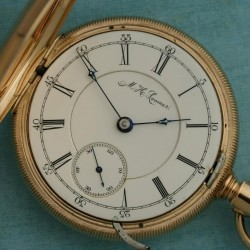 Aurora Watch Co. Grade  Pocket Watch