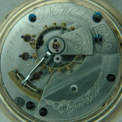 Elgin Grade 44 Pocket Watch
