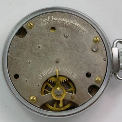 E. Ingraham Co. Grade  Pocket Watch