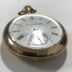 Hampden Grade John C. Dueber Special Pocket Watch