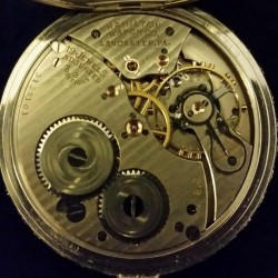 Hamilton Grade 918 Pocket Watch