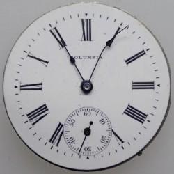 Columbia Watch Co. Grade  Pocket Watch
