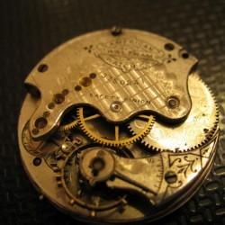 Waltham Pocket Watch #3750841