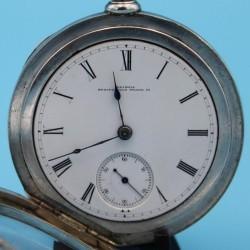 Illinois Grade Hoyt Pocket Watch