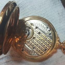 Waltham Pocket Watch #632169