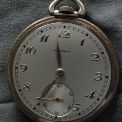 Longines Grade 37.9 ABC Pocket Watch Movement