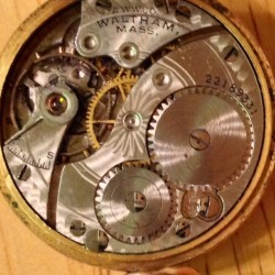 Hamilton Pocket Watch #22189331