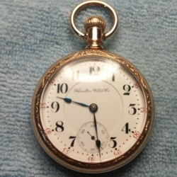Hamilton Grade 940 Pocket Watch