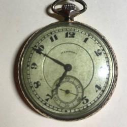 Hampden Grade No. 302 Pocket Watch