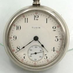 Elgin Grade 76 Pocket Watch