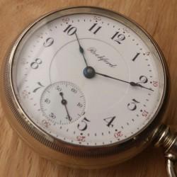 Rockford Grade 825 Pocket Watch