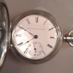Elgin Grade 8 Pocket Watch