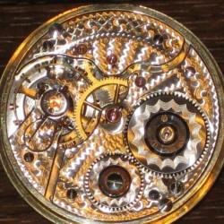 Hamilton Grade 996 Pocket Watch