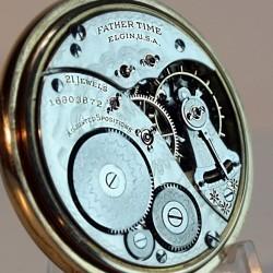 Elgin Grade 388 Pocket Watch