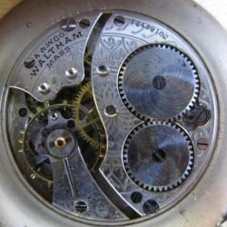 Waltham Pocket Watch #18489102
