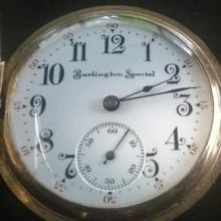 Illinois Grade 37 Pocket Watch