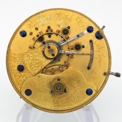 Rockford Grade Unknown Pocket Watch