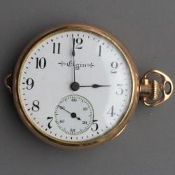 Elgin Grade 267 Pocket Watch