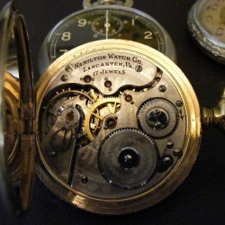 Hamilton Grade 973 Pocket Watch