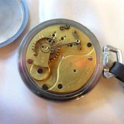 Columbus Watch Co. Pocket Watch Grade 32 #104322