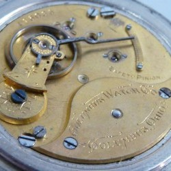Columbus Watch Co. Pocket Watch Grade 93 #116036