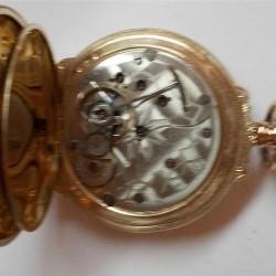Columbus Watch Co. Pocket Watch Grade 27 #131341