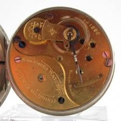 Columbus Watch Co. Pocket Watch #141690