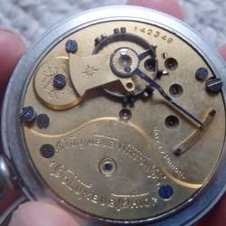 Columbus Watch Co. Pocket Watch Grade 91 #142348