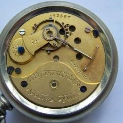 Columbus Watch Co. Pocket Watch Grade 91 #142567