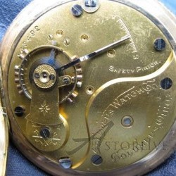 Columbus Watch Co. Pocket Watch Grade 20 #143492