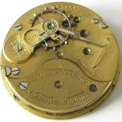 Columbus Watch Co. Pocket Watch Grade 93 #157633