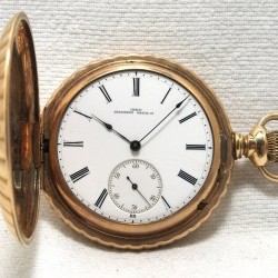 Columbus Watch Co. Grade  Pocket Watch Image