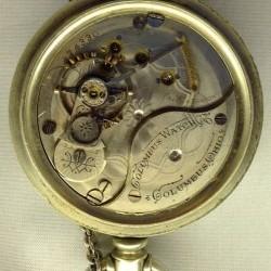 Columbus Watch Co. Pocket Watch Grade  #174330