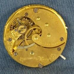 Columbus Watch Co. Pocket Watch #186366
