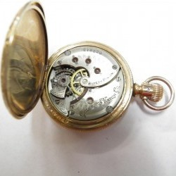 Columbus Watch Co. Pocket Watch Grade  #216529