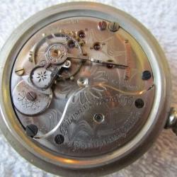 Columbus Watch Co. Pocket Watch #227728