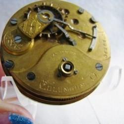 Columbus Watch Co. Pocket Watch Grade 21 #29730