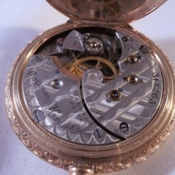 Columbus Watch Co. Pocket Watch Grade  #314079
