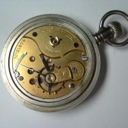 Columbus Watch Co. Pocket Watch Grade 91 #31674