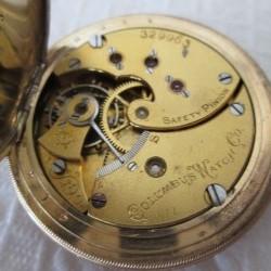 Columbus Watch Co. Pocket Watch Grade  #329963