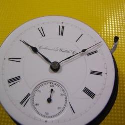 Columbus Watch Co. Grade 91 Pocket Watch Image
