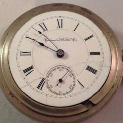 Columbus Watch Co. Grade  Pocket Watch