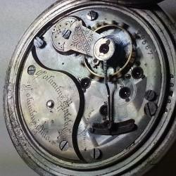 Columbus Watch Co. Pocket Watch #79567