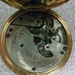 Columbus Watch Co. Pocket Watch #84000