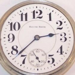 South Bend Grade 219 Pocket Watch