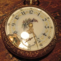 Elgin Grade 123 Pocket Watch